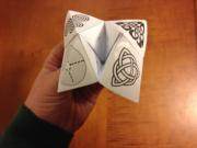 Prayer Origami